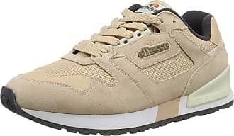 Ellesse Womens 147 Trainers, Multicolour (Natural/Grey NAT/Gry), 7 (40.5 EU)