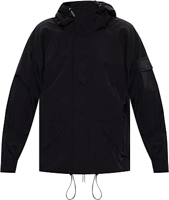 Unravel Jacket With Pockets Mens Black
