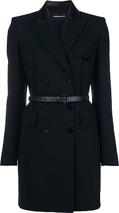 Barbara Bui double breasted blazer dress - Black