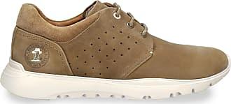Panama Jack Mens Shoes Julius C4 Nobuck Vison/Mink 42 EU