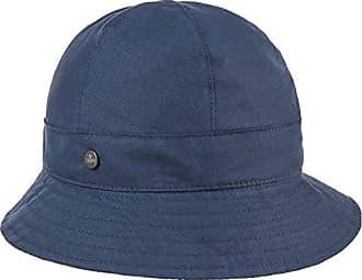 Hut aus 100/% Baumwolle Beige Lipodo Schlapphut Damen//Herren Grau L//XL Stoffhut S//M Fischerhut Knautschbar Sonnenhut Blau