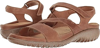 483036d865ad Naot Etera (Latte Brown Leather) Womens Shoes