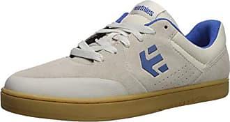 7050b757dd2700 Etnies Mens Marana Skate Shoe White Blue Gum 12 Medium US