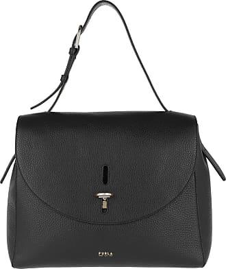 Furla Satchel Bags - Net M Top Handle Nero - black - Satchel Bags for ladies