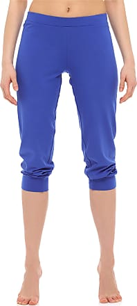 Merry Style Womens 3/4 Trousers MS10-261(Cobalt, M)