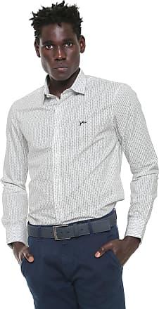 Yachtsman Camisa Yachtsman Reta Estampada Off-white