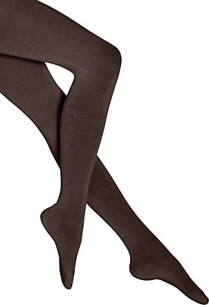 Wolford Womens Merino Tights, 60 DEN, Brown (Brown Mocca), Small (Size: S)