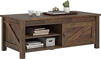 Dorel Home Products Ameriwood Home 5741215COM Farmington Coffee Table, Rustic
