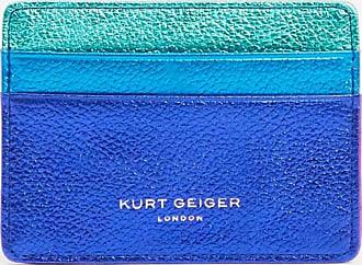 Kurt Geiger Kurt Geiger - Kartenetui aus Leder in Regenbogenfarben-Mehrfarbig