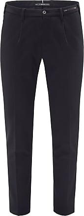 Pantaloni Torino Jersey-Hose Preppy Fit schwarz bei BRAUN Hamburg