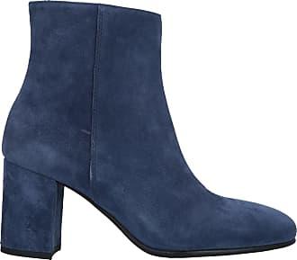 Stiefeletten Mit Absatz in Blau: Shoppe jetzt bis zu −70