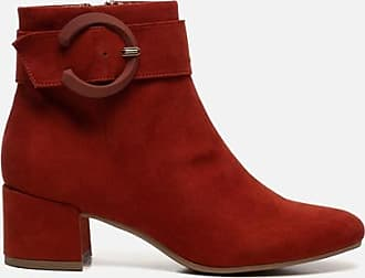 Rood Enkellaarsjes: 749 Producten & tot −50% | Stylight