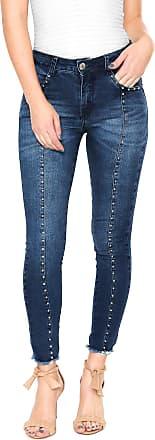 Lebôh Calça Jeans Lebôh Skinny Ale Azul