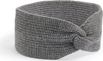 Peter Hahn Headband in 100% cashmere Peter Hahn Cashmere grey