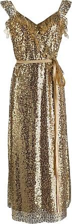 In The Mood For Love Vestido Jasmine - Dourado