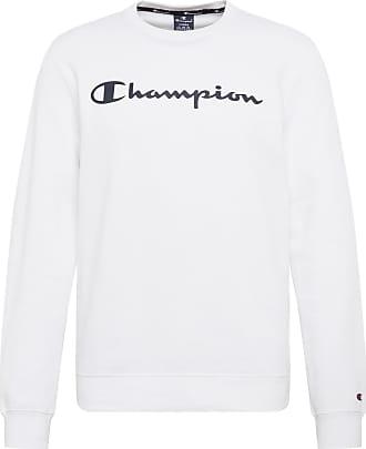Champion Authentic Athletic Apparel Sweatshirt weiß / navy