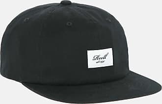 Reell Reell Flat 6-Panel Cap, Baseball Basecap Kappe für Herren und Damen