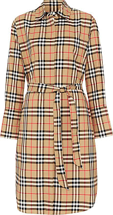 Burberry Chemise Vintage Check - Amarelo
