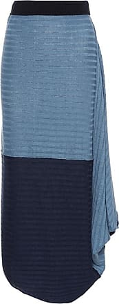 J.W.Anderson Asymmetrical linen skirt