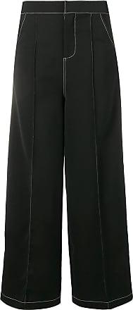 Jovonna London Calça pantalona - Preto