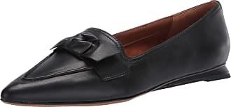 Franco Sarto Womens Raya Loafer Flat, Black, 5.5 UK