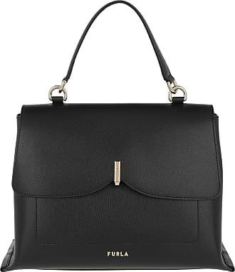 Furla Satchel Bags - Ribbon L Top Handle Nero - black - Satchel Bags for ladies