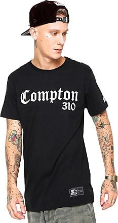 Starter Camiseta Starter Cpton 03 Preta