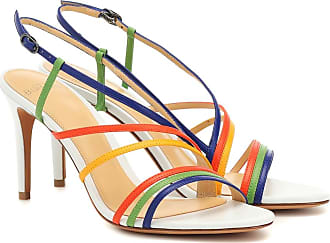 Alexandre Birman Strappy 75 leather sandals