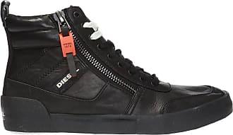Diesel S-Dvelows High-top Sneakers Mens Black