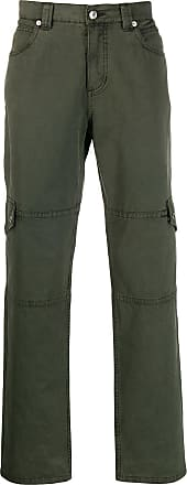 Zadig & Voltaire straight leg cargo trousers - Green