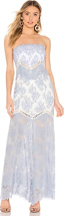 X by NBD Macie Gown in Blue