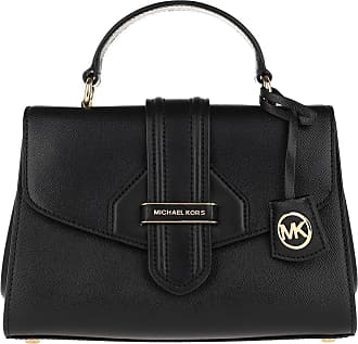 Michael Kors Satchel Bags - Bleecker Small Satchel Black - black - Satchel Bags for ladies