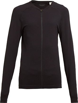 Falke Zipped Performance Jacket - Womens - Black