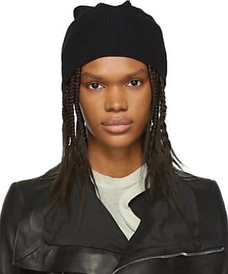 c0e0e9661d108 Rick Owens Black Medium Wool Beanie. USD  260.00