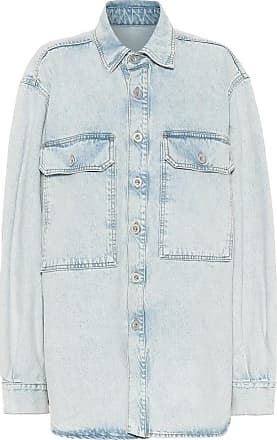 Unravel Oversized denim shirt