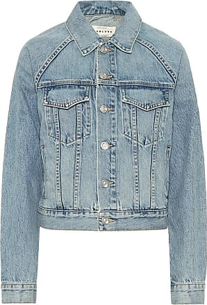 Slvrlake Denim Silence oversized denim jacket