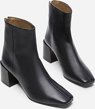 Flattered Inga Leather Black