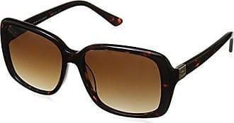 c287276eb4 Oscar De La Renta Oscar by Oscar De La Renta Womens Ssc5133 Rectangular  Sunglasses Tortoise 55