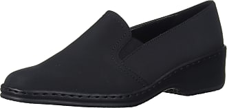 Ara Womens Rabina Loafer, Black Tessuto, 8 UK