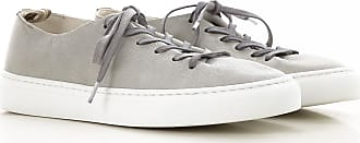 Officine Creative Sneakers for Women On Sale in Outlet, Stone Grey, Calfskin Leather, 2017, 6