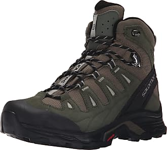 3cef53e8258d Salomon Menss Quest Prime GTX High Rise Hiking Boots Green (Swamp Night  Forest