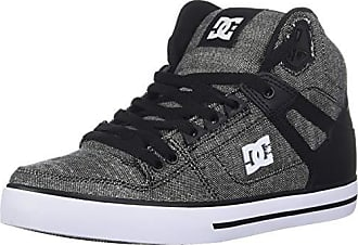 7206ff1f969c DC Mens Pure HIGH-TOP WC TX SE Skate Shoe