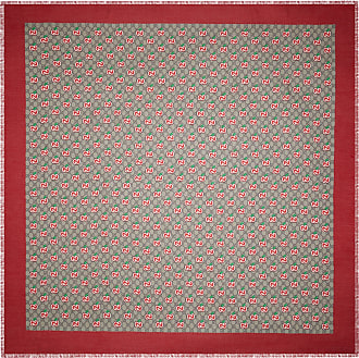 Gucci Chinese Valentines Day modal silk shawl