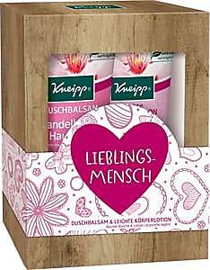 Kneipp Pflege Duschpflege Geschenkset Lieblingsmensch Leichte Körperlotion Mandelblüten Hautzart 200 ml + Duschbalsam Mandelblüten Hautzart 200 ml 1 Stk