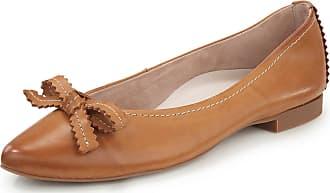 Paul Green Ballerina pumps in calf leather Paul Green brown