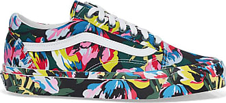 Vans Kenzo og old skool lx sneakers FLORAL GREEN/TRUE WHITE 34.5