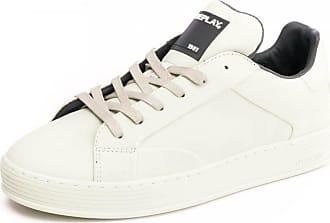 567f8f93299b Replay Mens Sneakers GMZ97.003.C0001S Off Wht UK10 EU44 US11