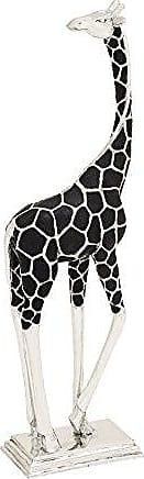 UMA Enterprises Inc. Deco 79 44261 Polystone Giraffe Home Decor Product, 10W/37H