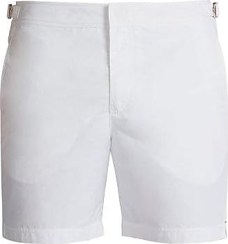 Orlebar Brown Bulldog Swim Shorts - Mens - White