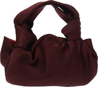 The Row Ascot Handbag Womens Burgundy